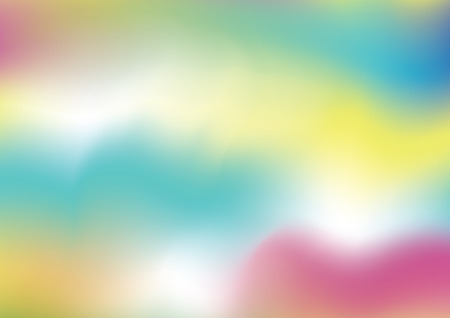 Abstract holographic foil color background. Vector illustration