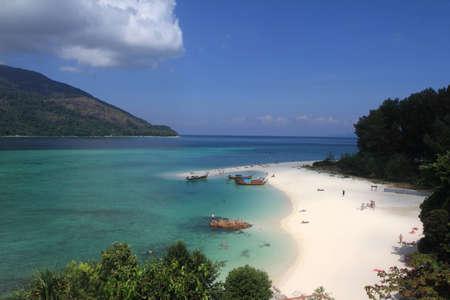 Beautiful Lipe island Thailand
