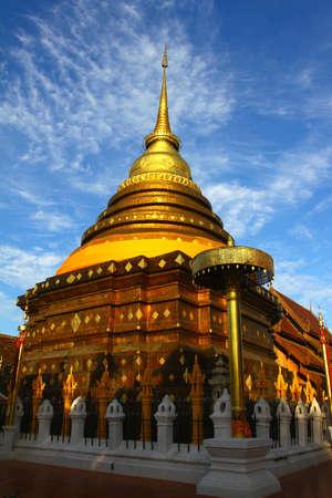 Wat Phra That Lampang Luang, Lampang Thailand