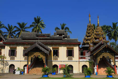 Wat Sichum, Lampang Thailand