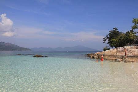 Kho lipe island thailand travel