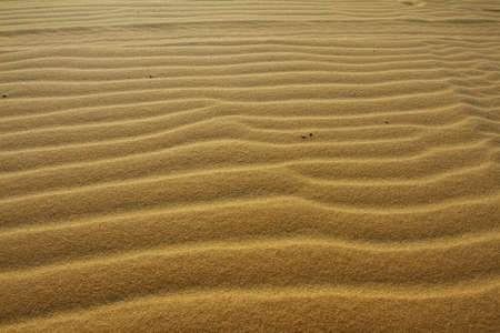 Sand pattern in the white dunes of Mui Ne in Vietnam