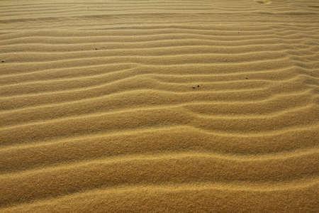 Sand pattern in the white dunes of Mui Ne in Vietnam