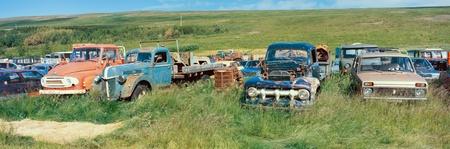 grabber: Dump of old cars