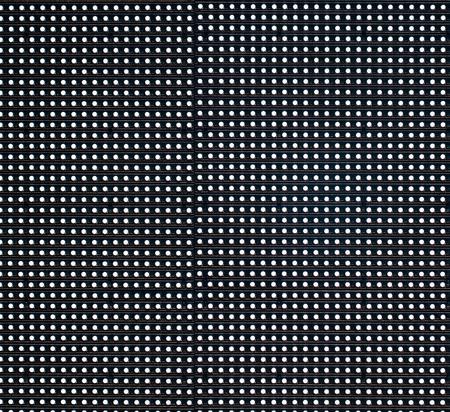 Close up LED TV display big screen panel seamless 写真素材