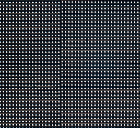 Close up LED TV display big screen panel seamless Stock Photo