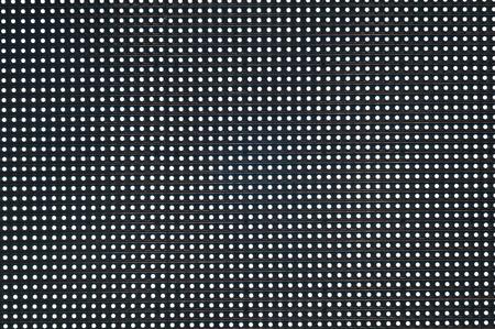 big screen tv: Close up LED TV display big screen panel seamless Stock Photo