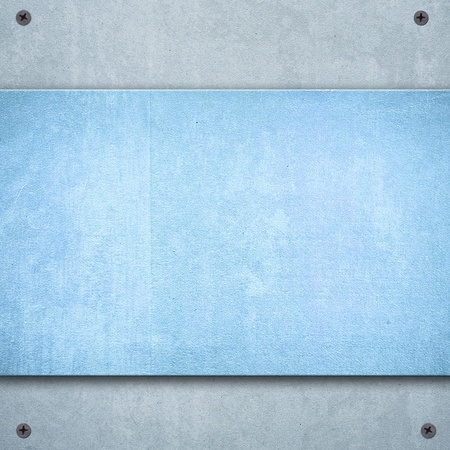 Light blue paper background. A place for your text photo