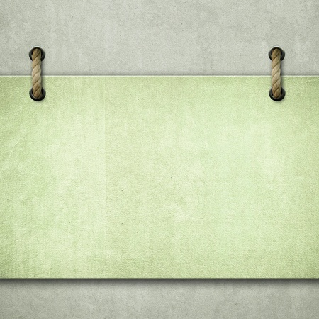 Light green paper background. A place for your text photo
