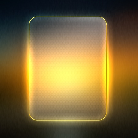 Abstract Background. luxury illumination glass Stock Photo - 13038687
