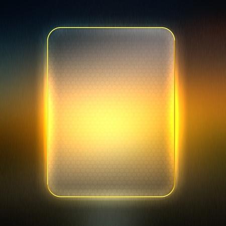 Abstract Background. luxury illumination glass Stock Photo - 13038687