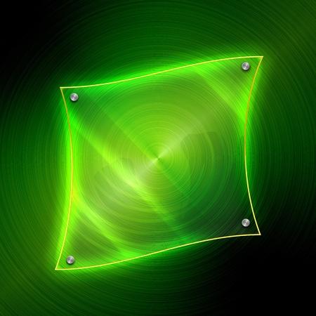 Abstract Background. luxury illumination glass Stock Photo - 13066807