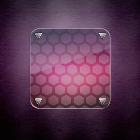 Abstract Background. luxury illumination glass Stock Photo - 13222952