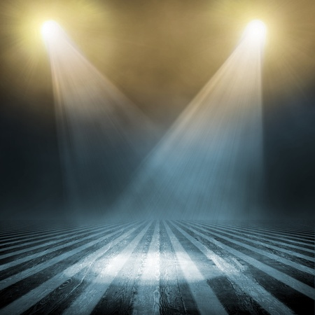 Spotlight  background Stock Photo - 13246495