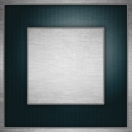 Brushed metal background Stock Photo - 13314734