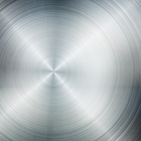 Brushed metal background Stock Photo - 13759376