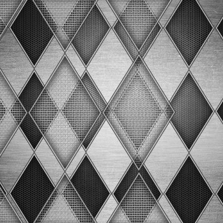 Brushed metal background Stock Photo - 13880029