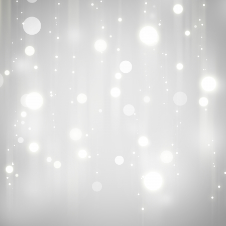 special effects: defocused abstract background of light