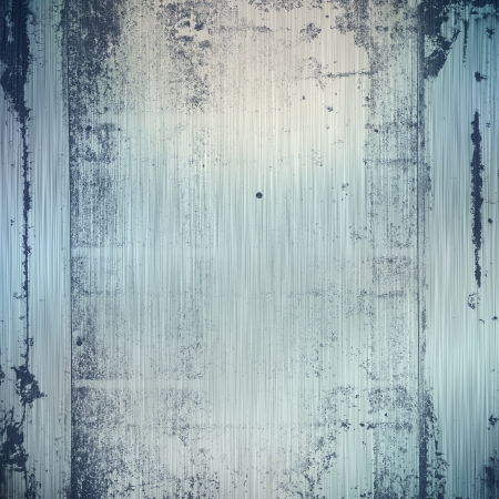 Brushed metal texture, grunge background Stock Photo