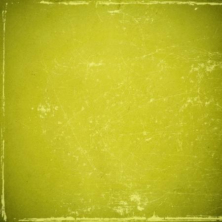 grunge green paper texture, vintage background photo