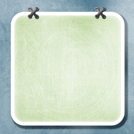 Light green paper background. A place for your text Stock Photo - 15379106