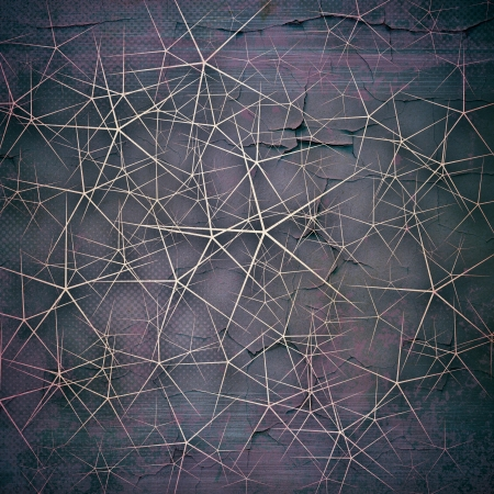 grunge retro paper texture, abstract stars background Stock Photo - 15551394