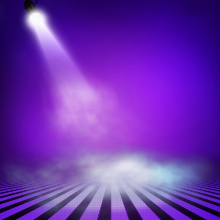 Spotlight  background Stock Photo - 15694857