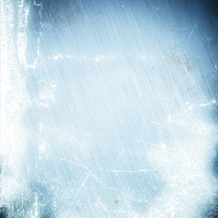 grunge blue paper texture, distressed background Stock Photo - 15694863