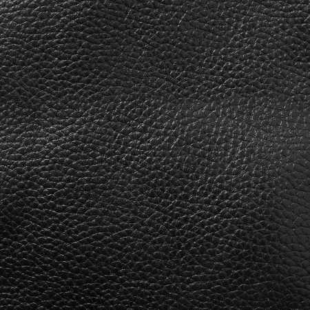 black leather photo