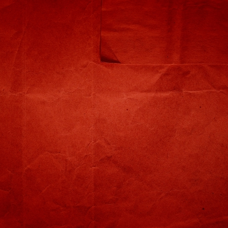 red sheet: grunge texture, distressed funky background Stock Photo