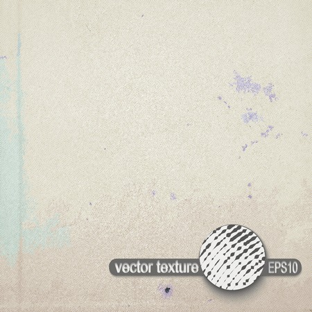vintage stamp: Grunge Scratch Texture. Vintage Stamp Background. Vettoriali