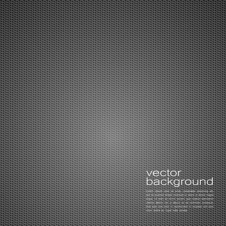 fibre: Carbon Vector Texture. Pattern Illustration.