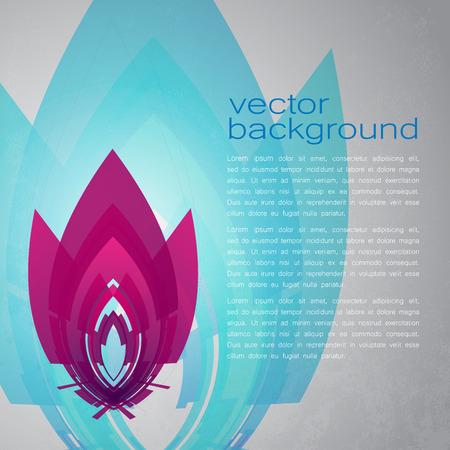 techno: Techno Vector Circle Abstract Background Illustration