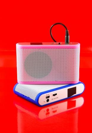 preamp: Modern speaker and Audio speaker