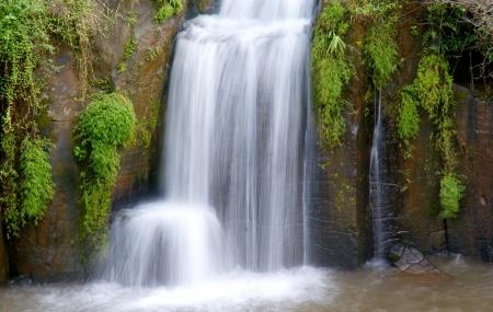 north ridge: Waterfalls Nature Landscape