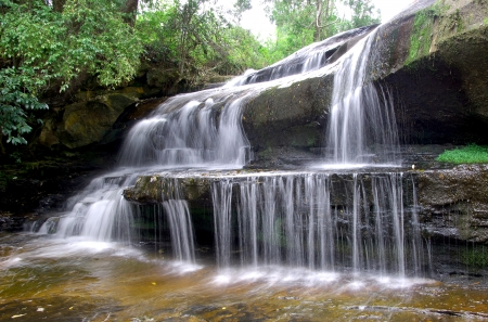rive: Waterfalls Nature Landscape