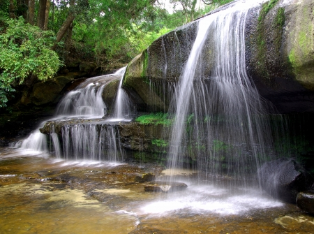Waterfalls Nature Landscape Stock Photo - 16822618