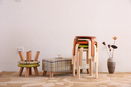 stool: Small stool