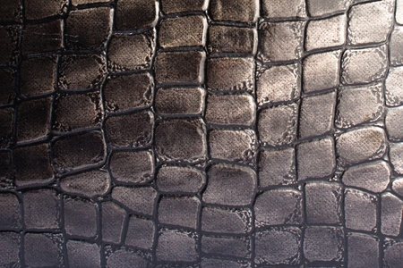 Dark leather background Stock Photo - 10075269