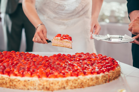 Catering Food Wedding Event Tort