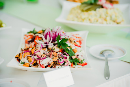 Catering Food Wedding Event Snack