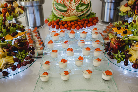 catering service buffet wedding event
