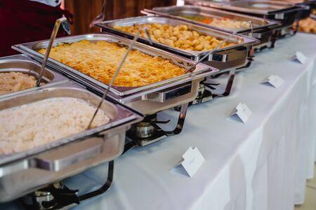 catering buffet de bodas para eventos