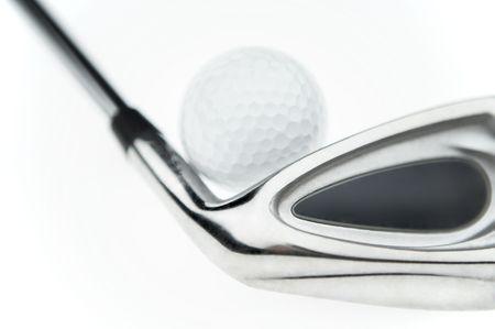 club of golf Banco de Imagens - 674096
