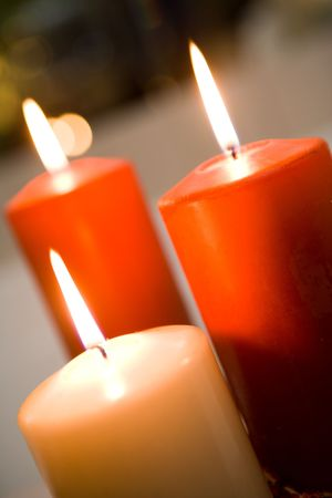 candle Stock Photo - 727852