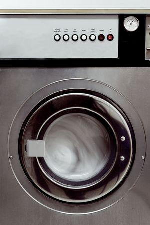washing machine Stock Photo