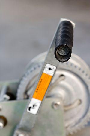 crank: An isolated crank handle