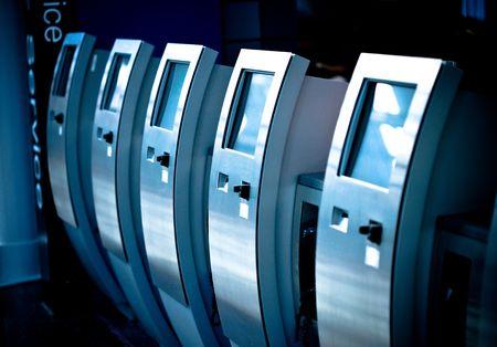 dispensador: Dispensadores electr�nicos del boleto