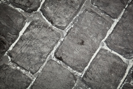 A Grey stone floor texture with nobody