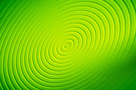 Green funky Curves background image with nobody
